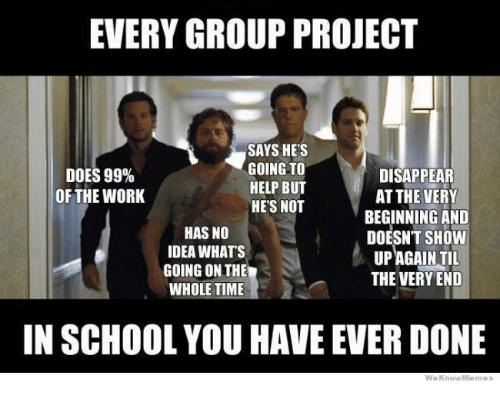 Best 22 Group Memes |