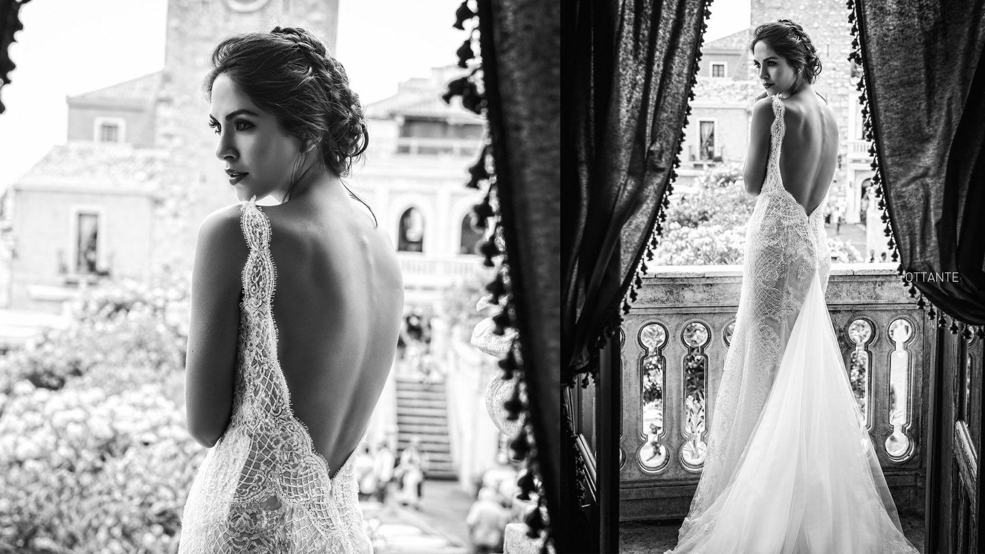 "ALESSANDRO ANGELOZZI ""Rocio"" Bridal Collection"