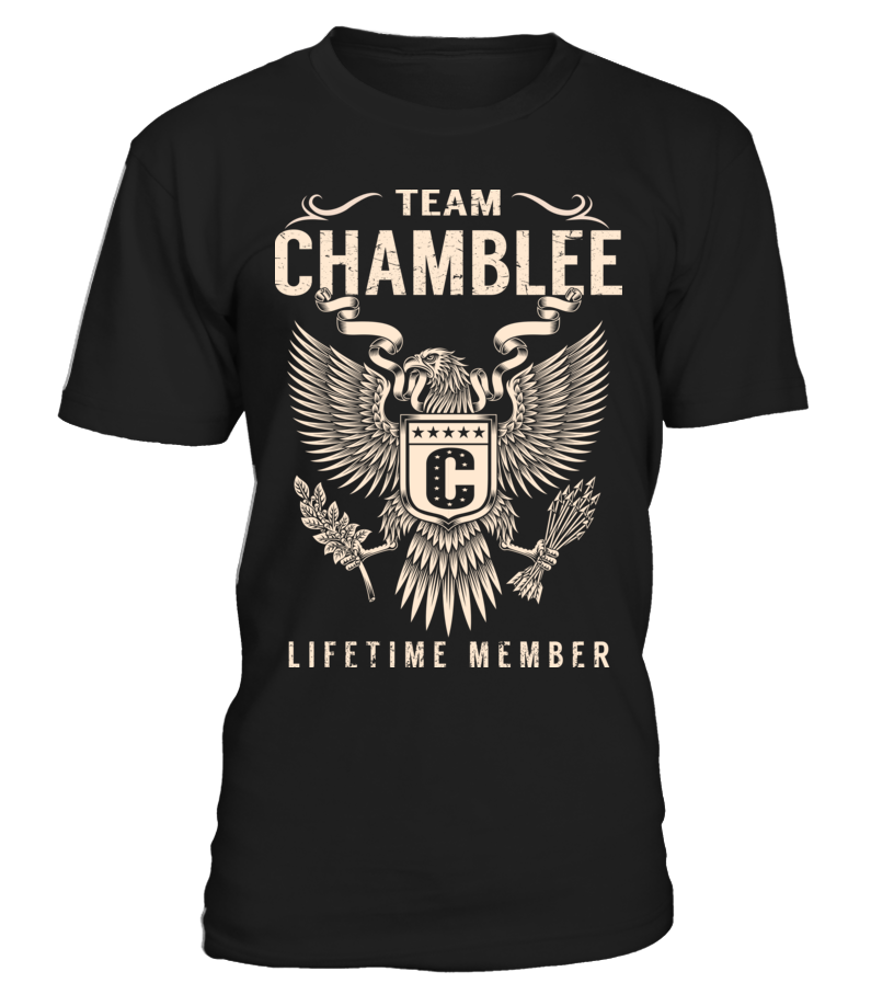 Team CHAMBLEE - Lifetime Member