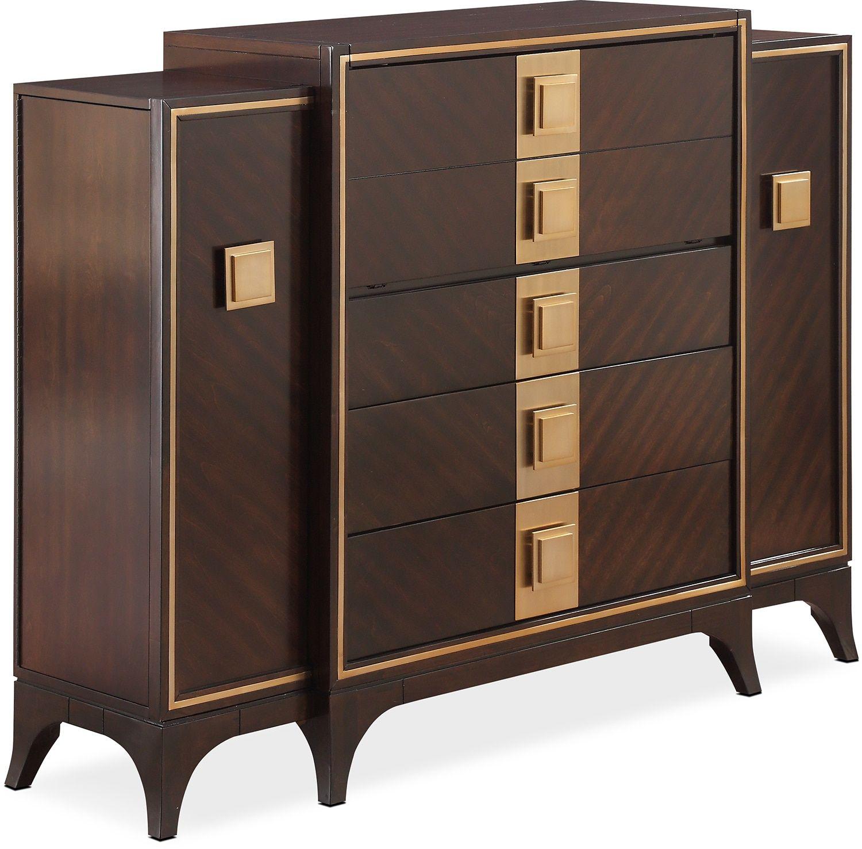Dining Room Furniture Savoy Hospitality Cabinet Merlot