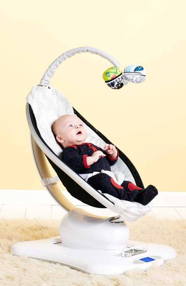 My mamaRoo was a life saver. We would not have gotten any sleep ...