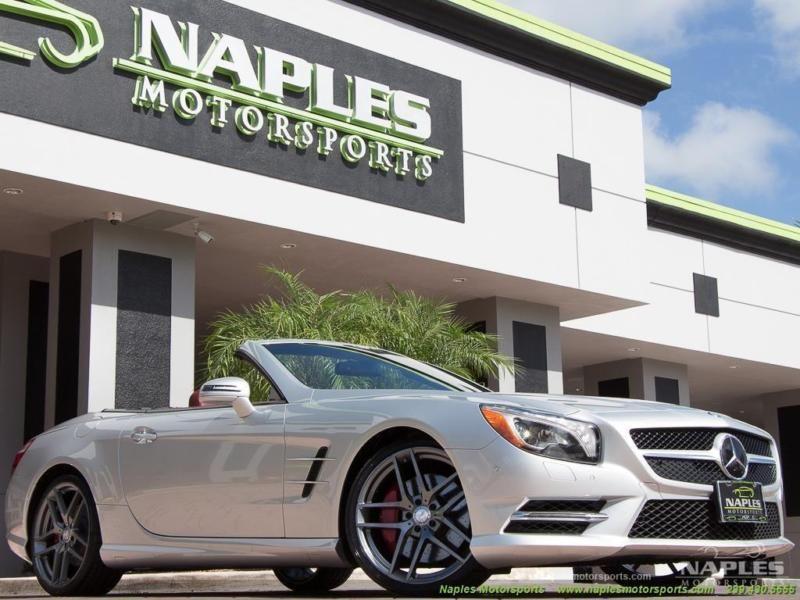 2013 Mercedes Benz Sl Class Base Convertible 2 Door 2013 Mercedes Benz Sl550 Navigation Harmon Kardon Pano Ro Luxury Cars For Sale Luxury Cars Cars For Sale