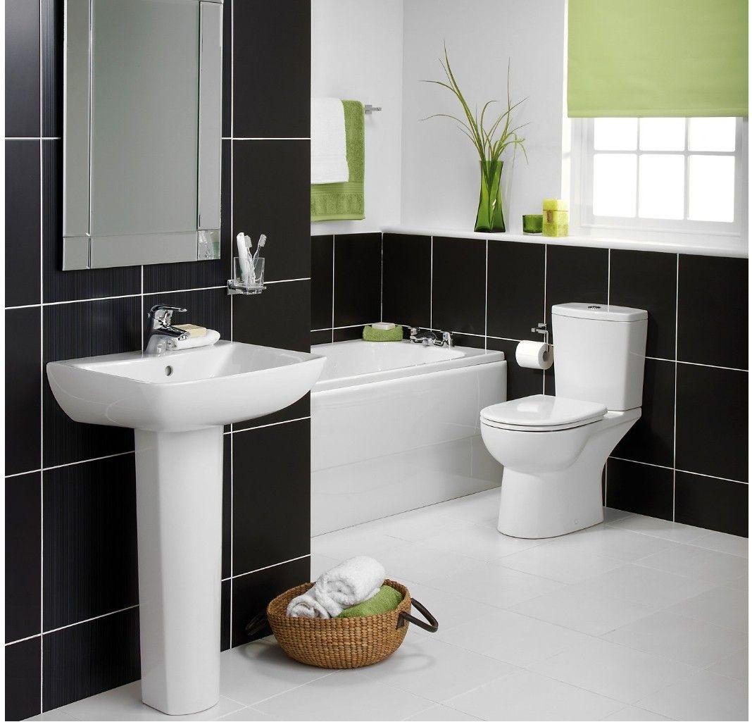 Pin by Ruth on Bathroom   Bathroom suites, Bathroom vanity ...