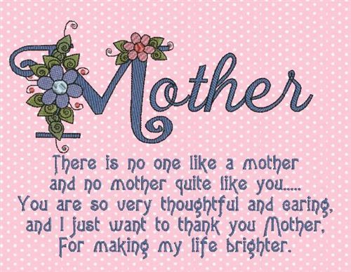 Exceptionnel Happy Motheru0027s Day Poems | Mothers Quotes|Poems About Mothers|Moms  Poems|Sayings