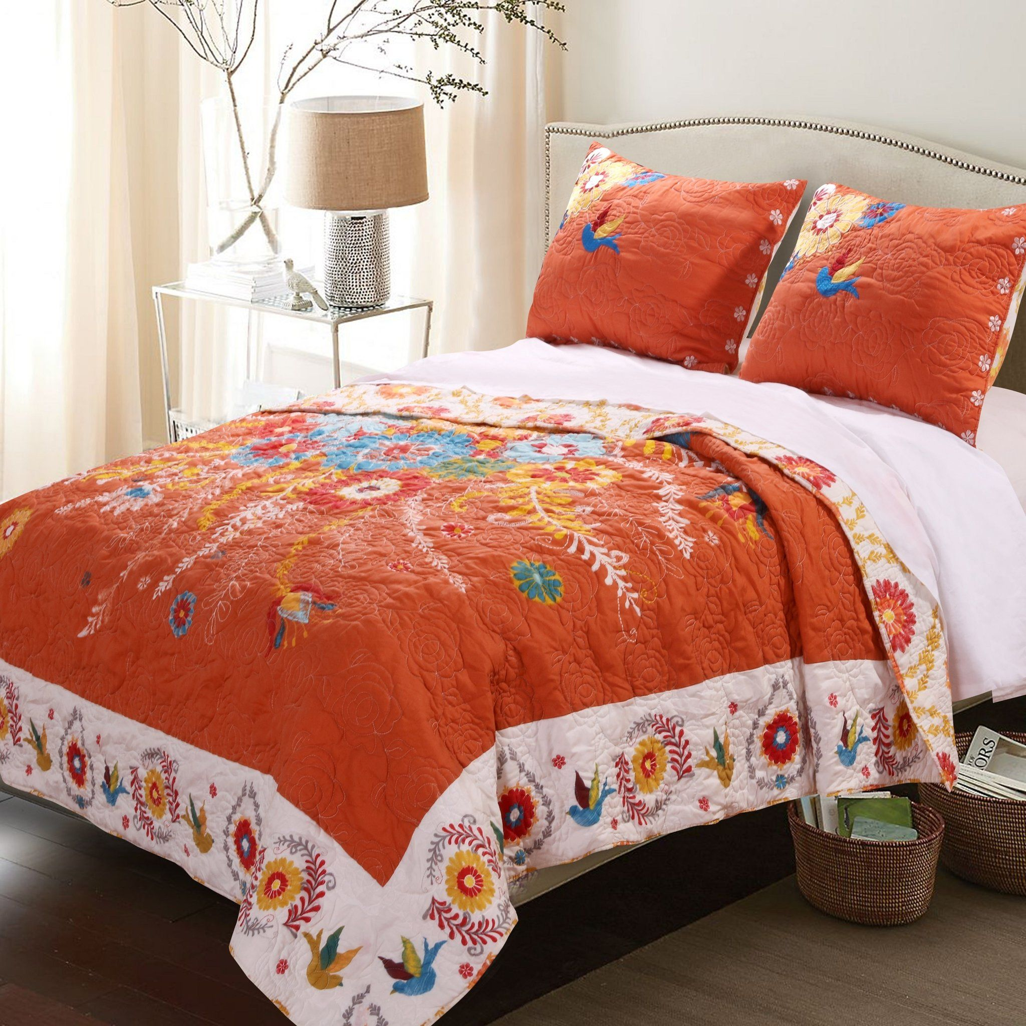 warm bold bohemian new pin set quilts pinterest multi quilt big