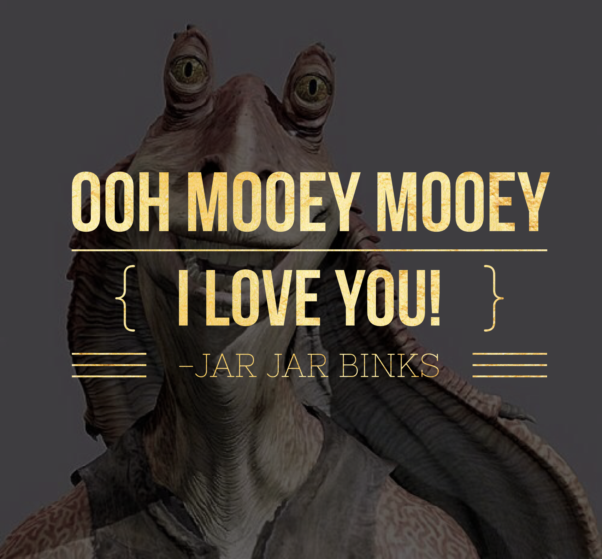Jar Jar Binks Quotes star wars character quote • jar jar binks | STAR WARS | Star wars  Jar Jar Binks Quotes