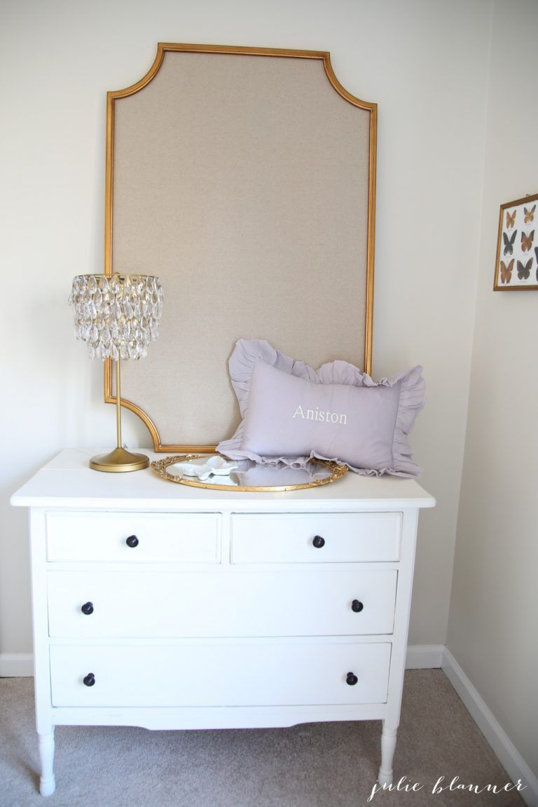 Photo of The Decorating Process | The Beginnings of a Bedroom