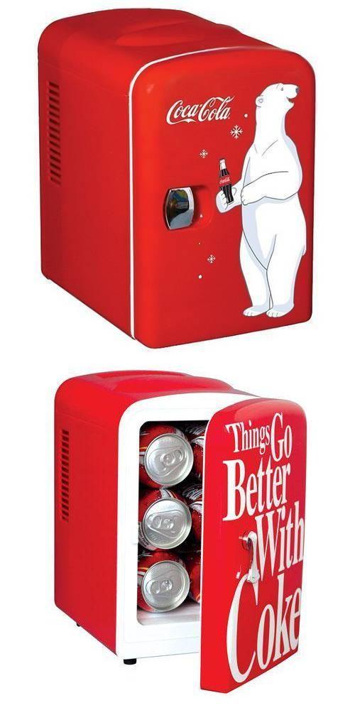 Mini Fridges 71262 Personal Compact Refrigerator Countertop Coke Dorm Mini Fridge Buy It Now Only 45 02 On Eb Fridge Buy Mini Fridge Mini Fridge For Sale