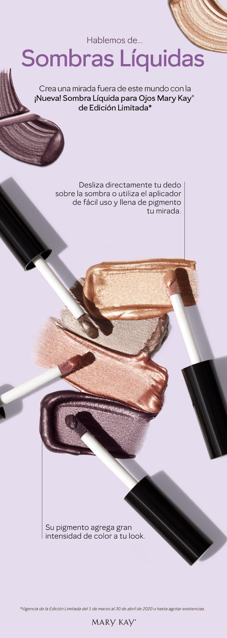 Pin de Heidy en Make up en 2020 (con imágenes) Mary kay