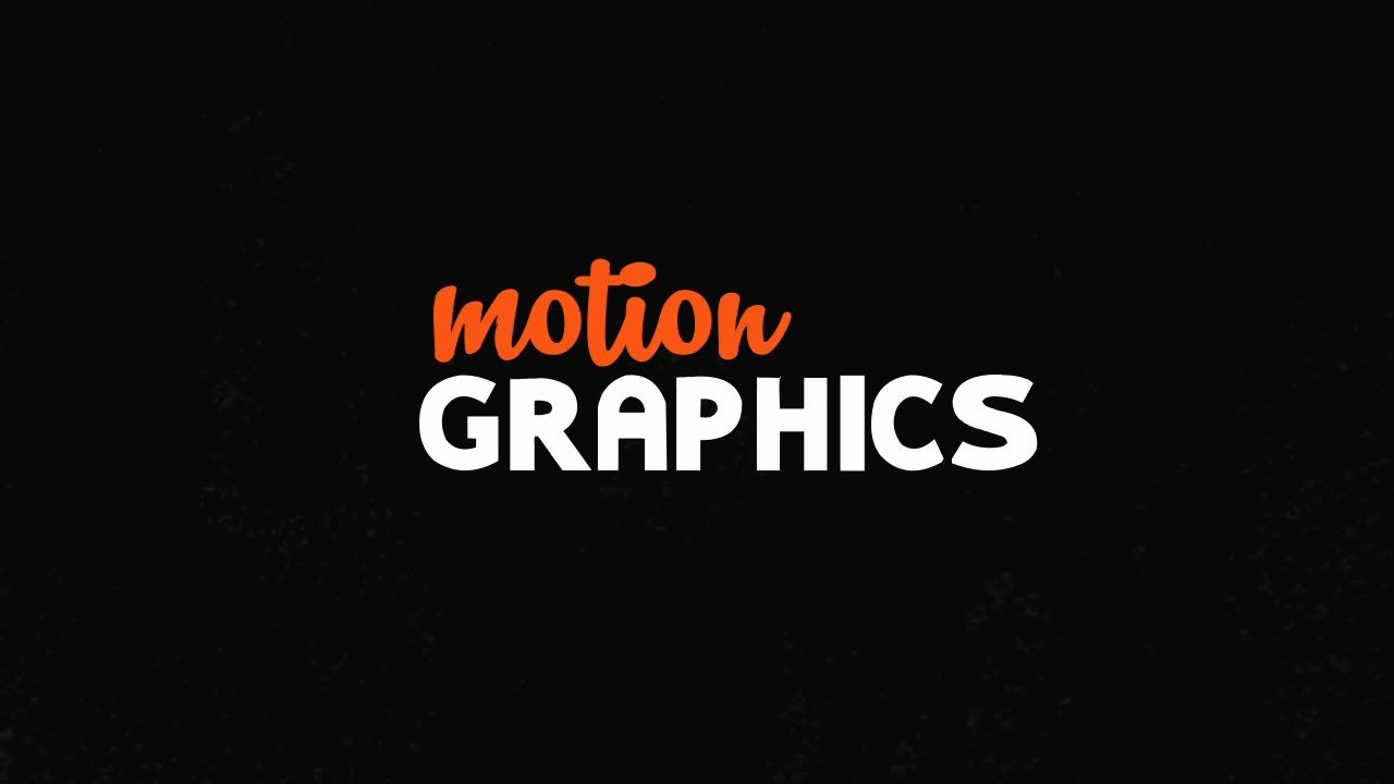 Free After Effects Template: Animated Font - RocketStock