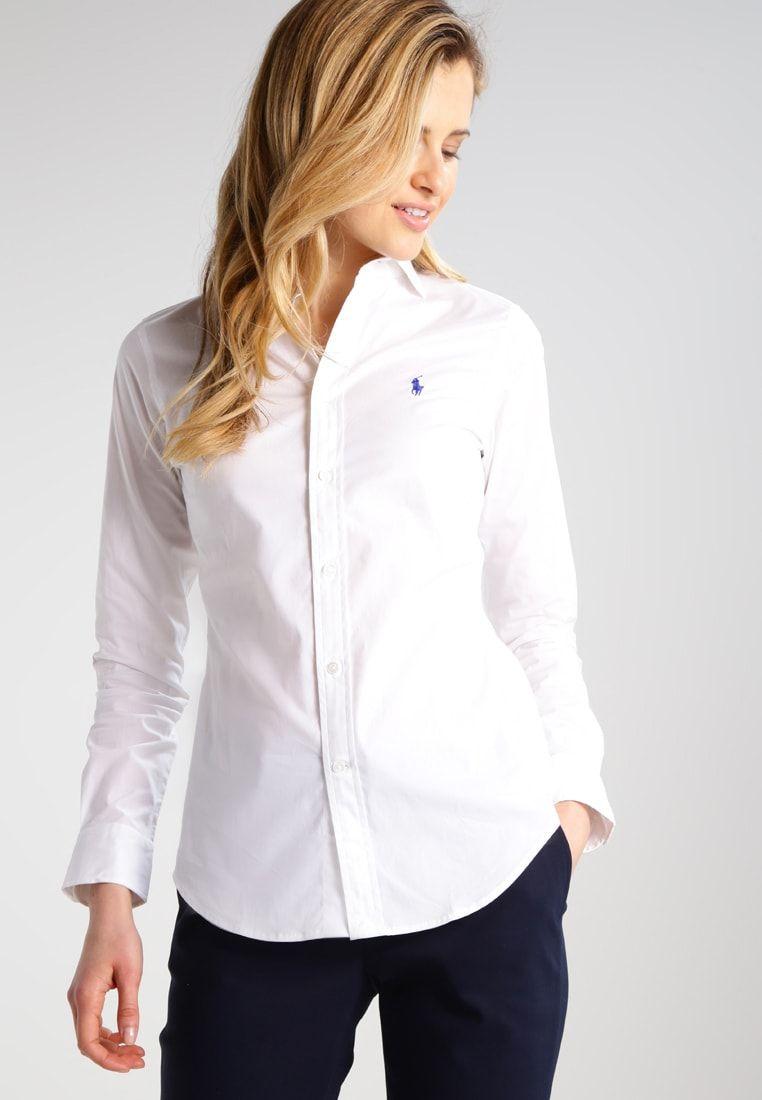 polo ralph lauren skjorta vit
