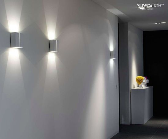 Simply Nice Contemporary Wall Lights | Lighting | Pinterest