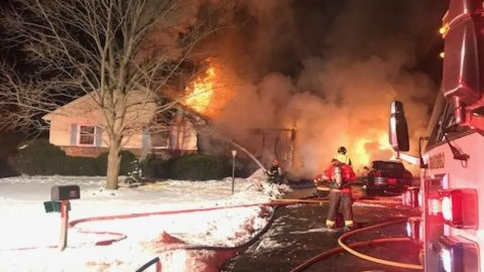 Geneseo home destroyed by fire fire damage fire damage