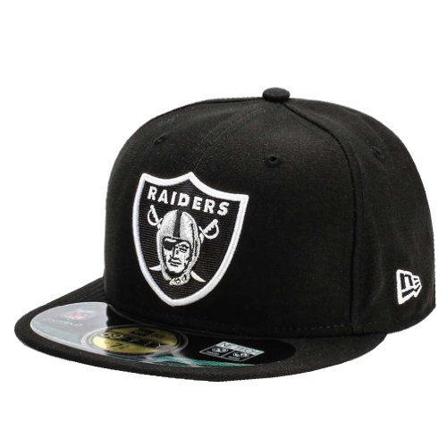 b96ea809051 Oakland Raiders Fitted Hats