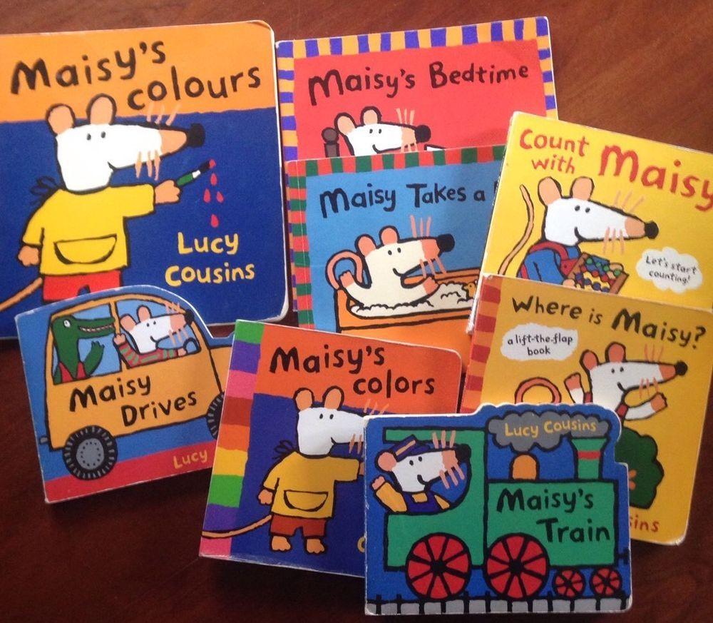 Maisy Mouse Books   eBay
