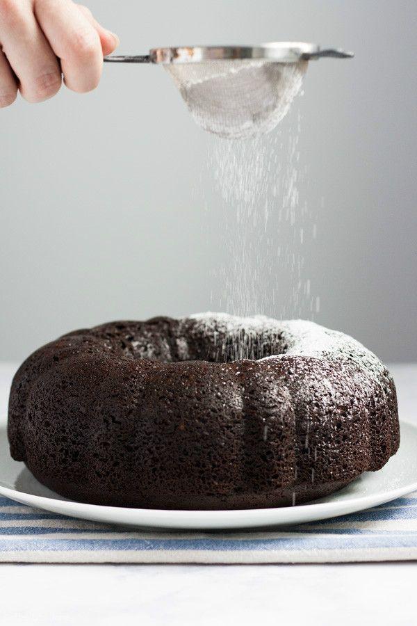 Chocolate pudding cake recipe easy