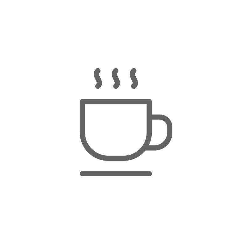 Drink Line By Deemak Daksina Coffee Icon Coffee Shop Logo