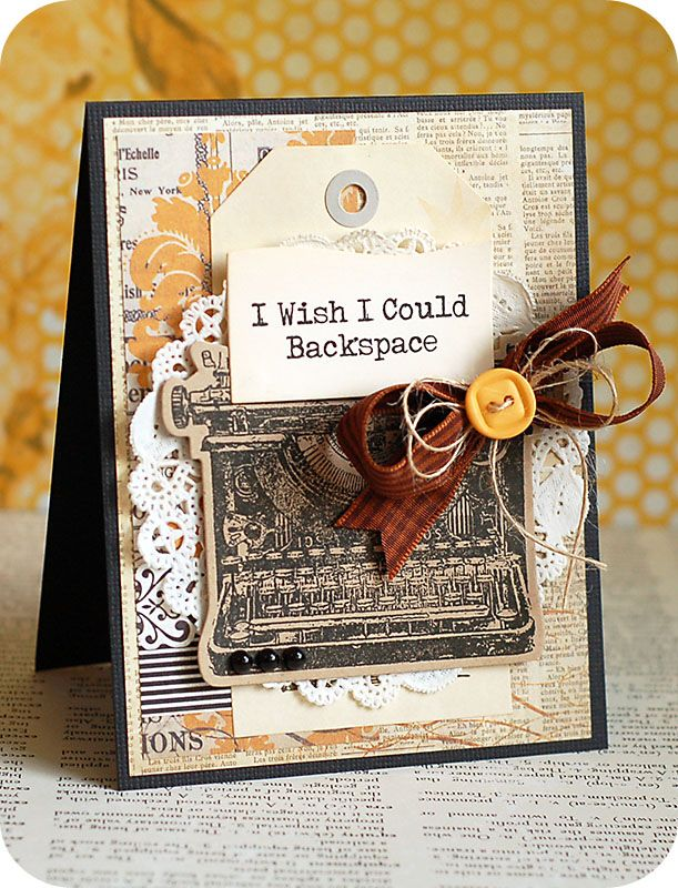 I Love The Sentiment On This Card By Lea Lawson