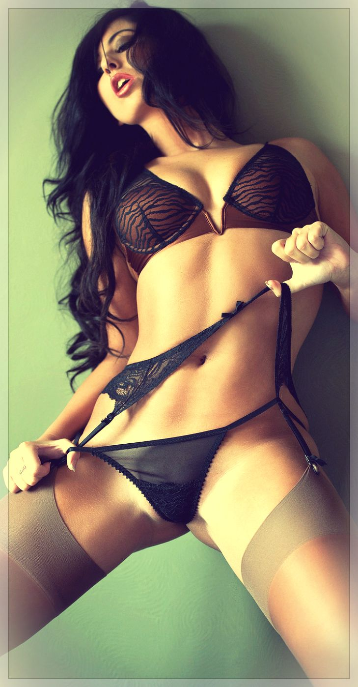 Well speading lingerie babes valuable information