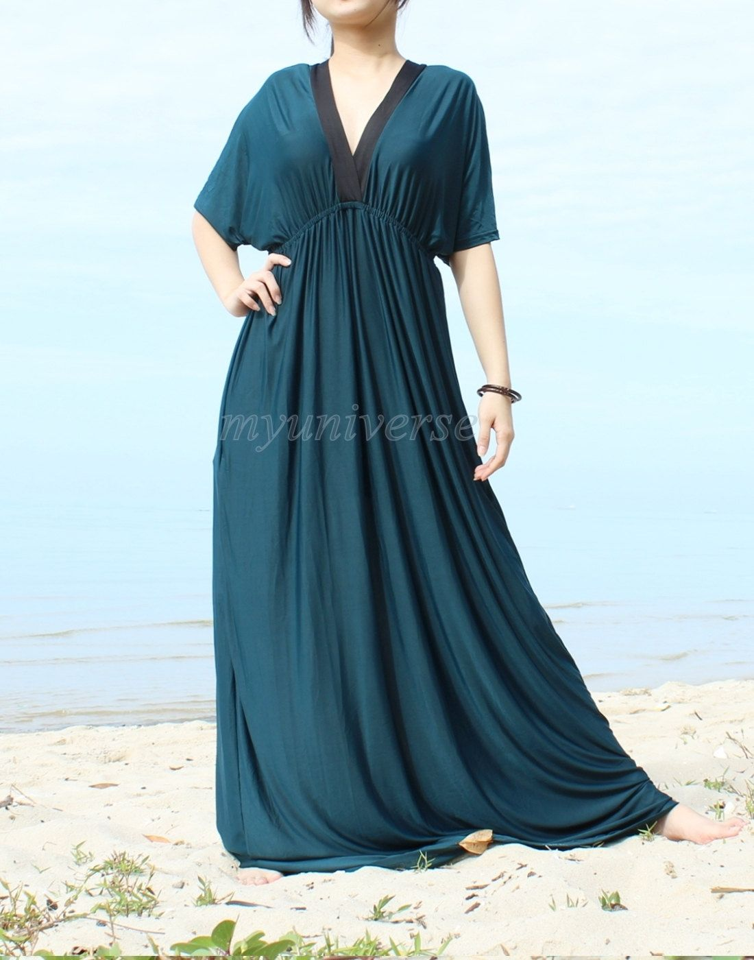 Formal Women Plus Sizes Clothing Bridesmaid Long Maxi Dress Evening ...