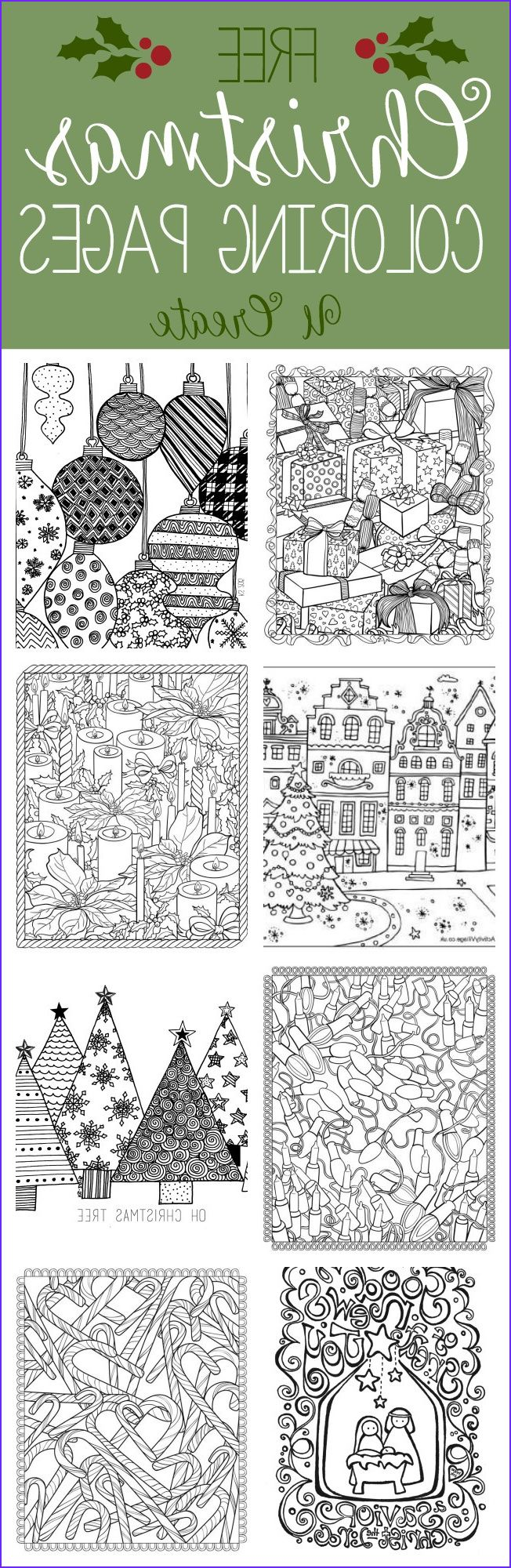 45 New Photography Of Adult Christmas Coloring Book #coloringsheets