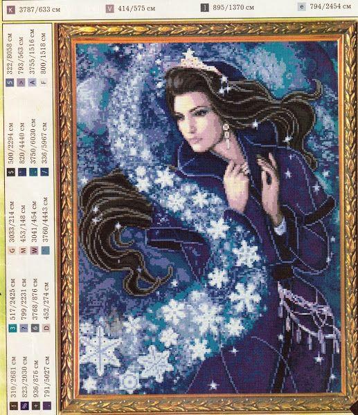 La dama de las estrellas 1