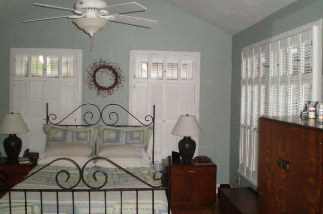 Interiors · Traditional Bedroom Shutters