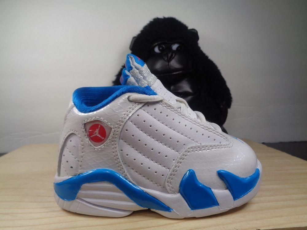 85f5bfcec56b99 Babies Nike Air Jordan XIV 14 Retro Basketball shoes size 5 C Toddlers   Nike  Basketball