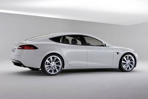 Pin On 1st Tesla Model S Pics