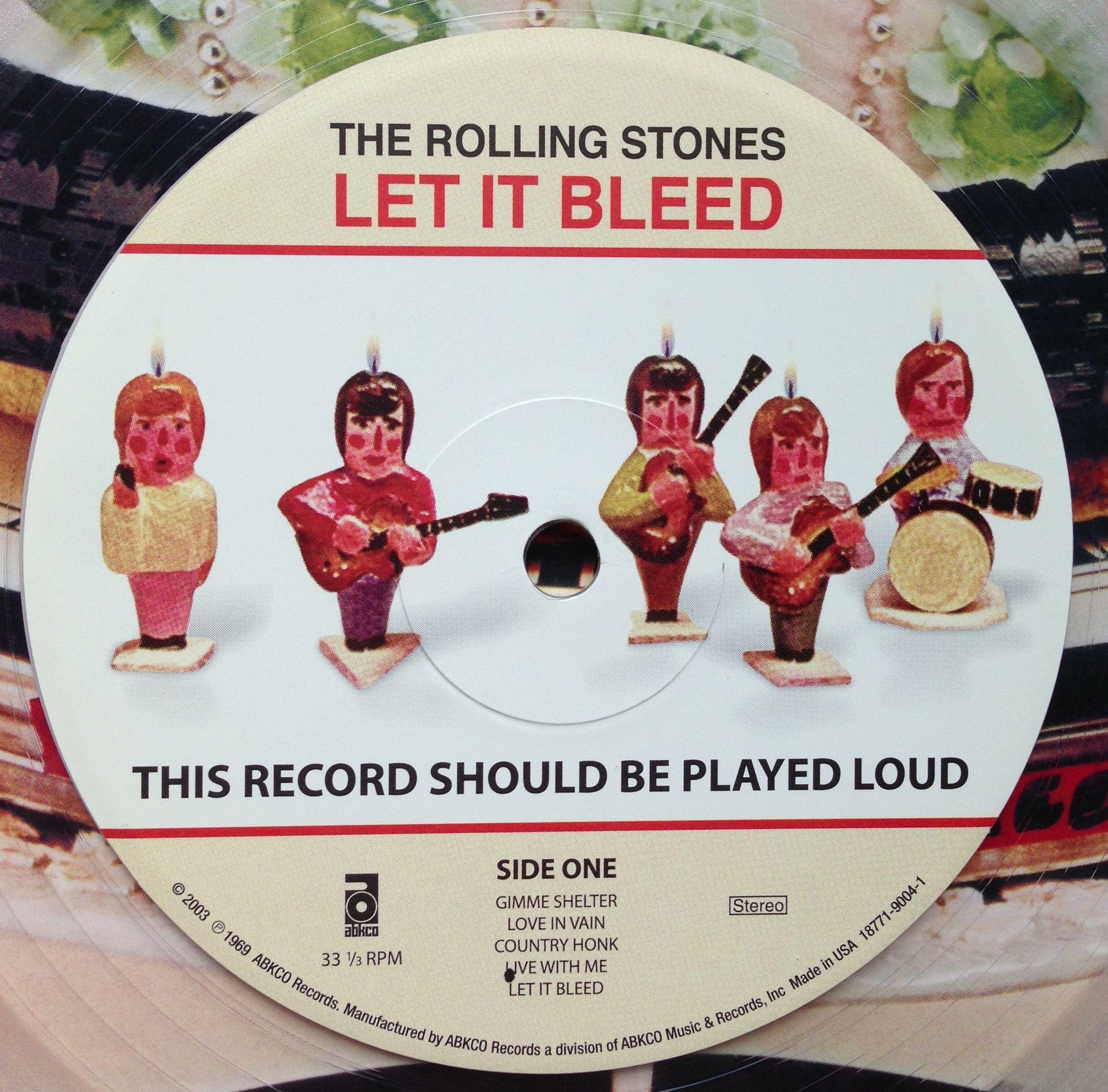The rolling stones let it bleed play it loud music mostly the rolling stones let it bleed play it loud hexwebz Choice Image