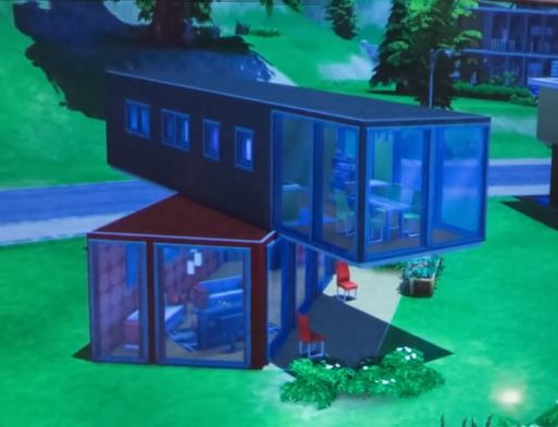 From the Sims 4!