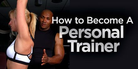 Bodybuilding.com - How To Become A Personal Trainer! -One day.