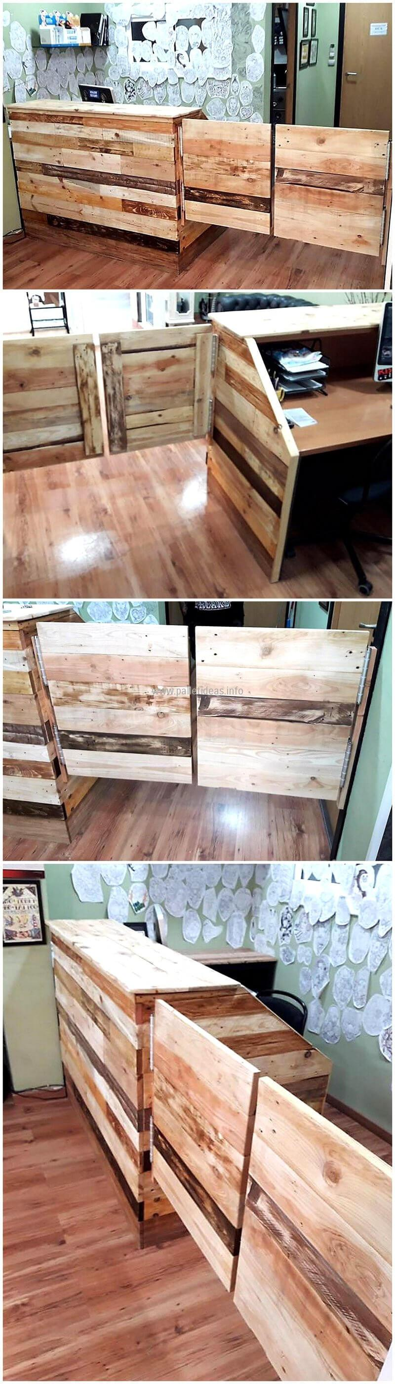 Household Things To Make Yourself With Wooden Pallets