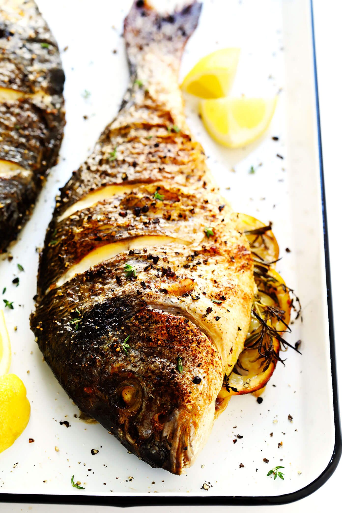 How To Cook A Whole Fish Grilled Fish Recipes Baked Whole Fish Whole Fish Recipes