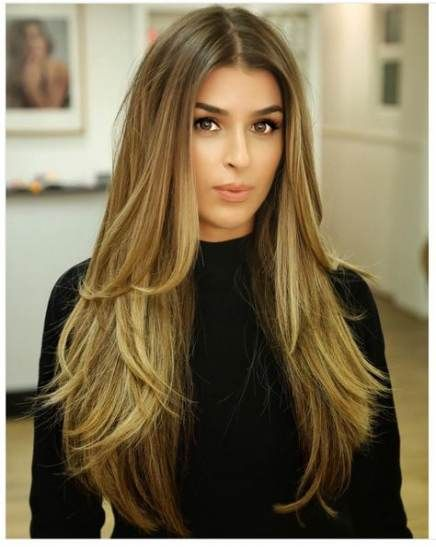 New hair goals ombre balayage haircuts 29+ Ideas #longhair