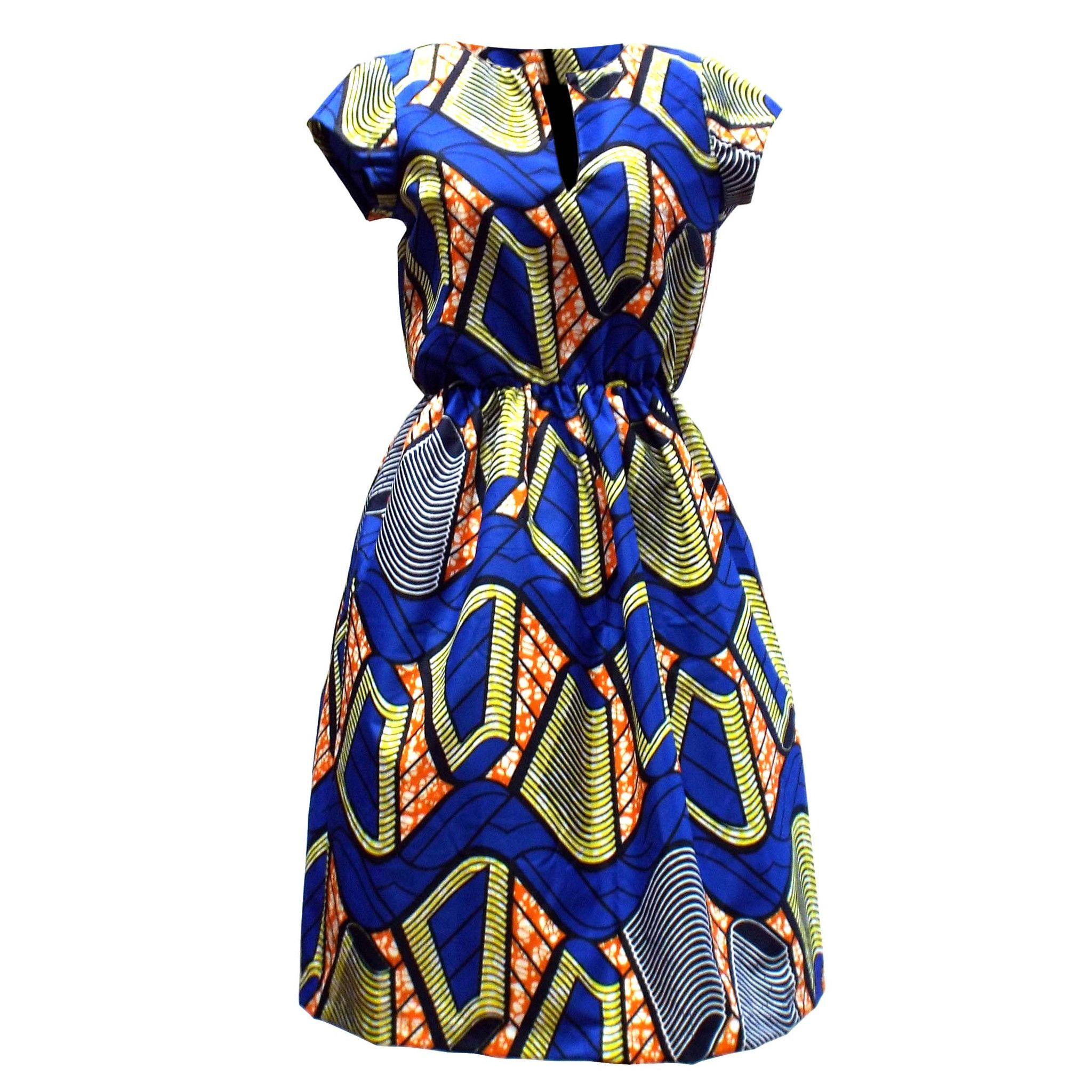 9873e92e938ed African Kitenge Dress Designs Images