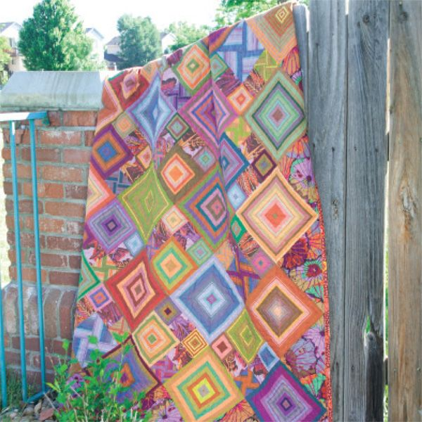 free pattern = Painted Desert quilt by Sherri Bain Driver at ... : mccalls quilt blocks - Adamdwight.com