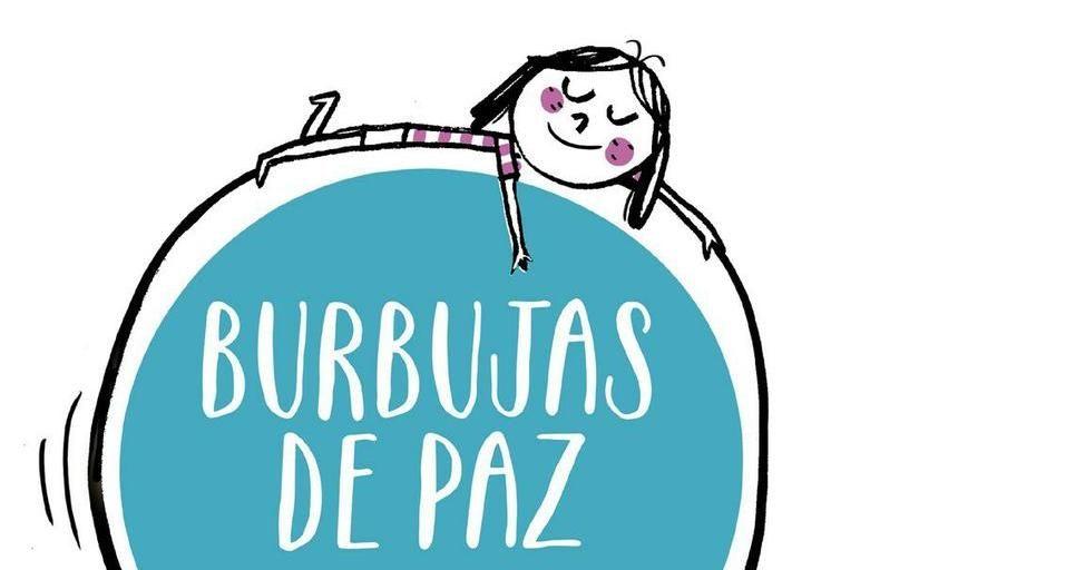 Burbujas De Paz Un Libro De Mindfulness Para Niños Y No Tan Niños Relajacion Para Niños Mindfulness Paz
