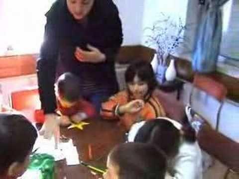 Baha'i Children Classes in Lisbon, Portugal - YouTube