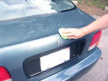How To Wash And Wax A Car Car Wax Car Interior Design Games
