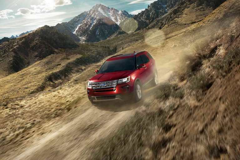 The Terrain Management System Is Included With The Available Intelligent 4wd System On Explorer And Lets You Shift On Ford Explorer 2020 Ford Explorer Explore