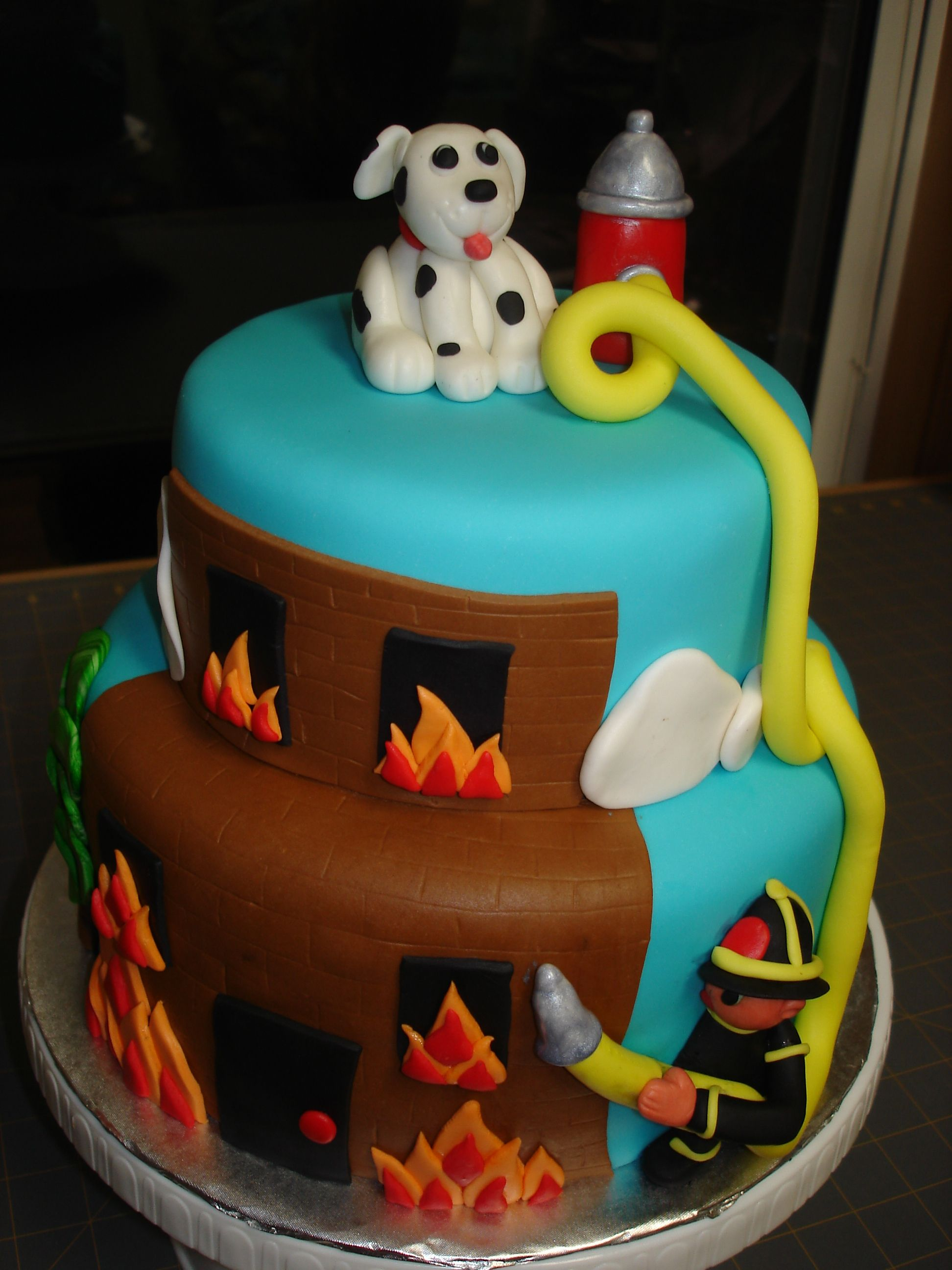 Cakes By Nette Fire