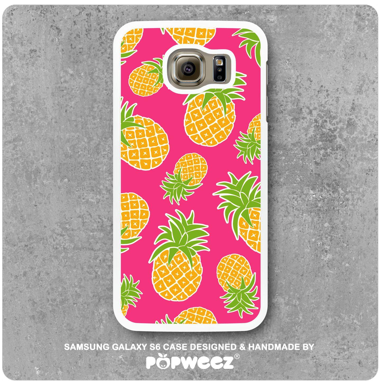coque samsung ananas
