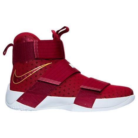 1cd77b60e9e0 Men s Nike LeBron Soldier 10 Basketball Shoes in 2019