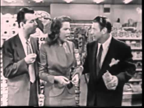 George Burns & Gracie Allen Show S1E013 Gracie Gives a Wedding 1951 - YouTube