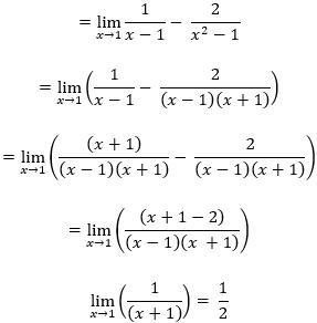 Limit Tak Hingga Beserta Contoh Dan Pembahasan Kalkulus Matematika