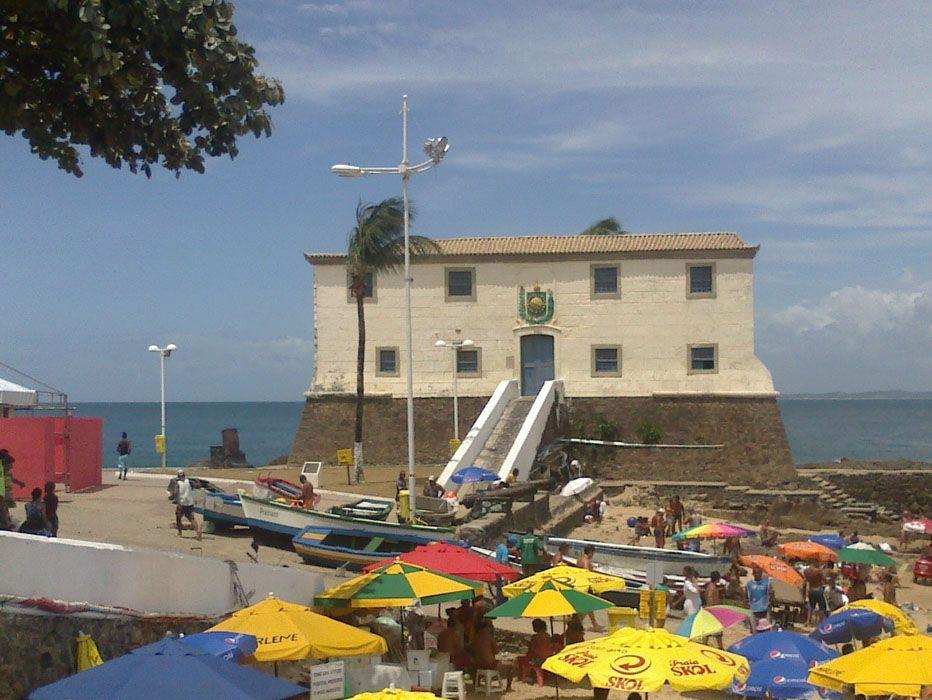 Salvador - Forte de Santa Maria da Barra.