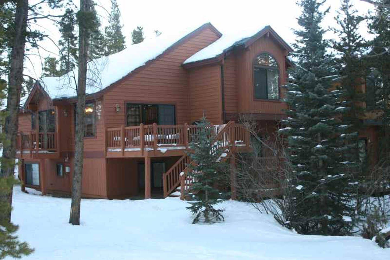 Breckenridge ski house 3br 3ba in breckenridge luxury
