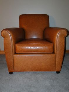Baker Furniture Leather Renaissance 2488