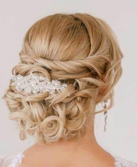 15 most beautiful bridal updos for elegant brides - cool
